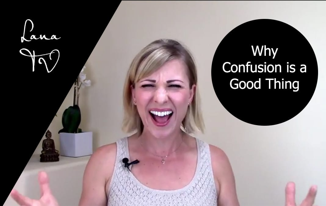 Why Confusion is a Good Thing