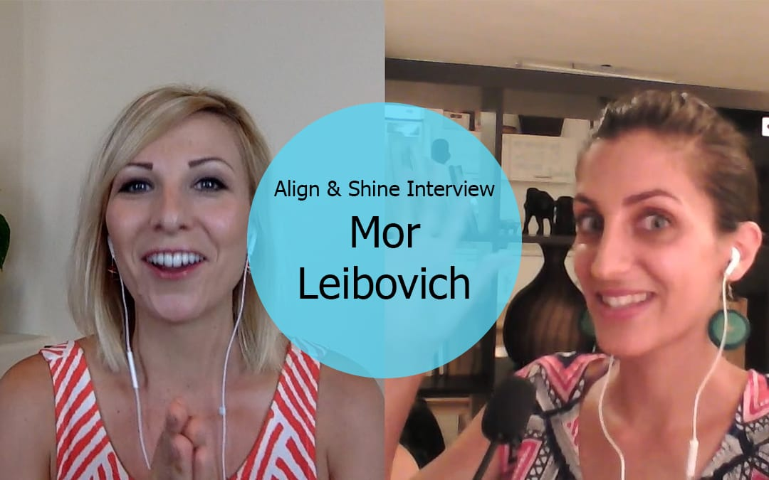 The Art of Feeling Good with Mor Leibovich