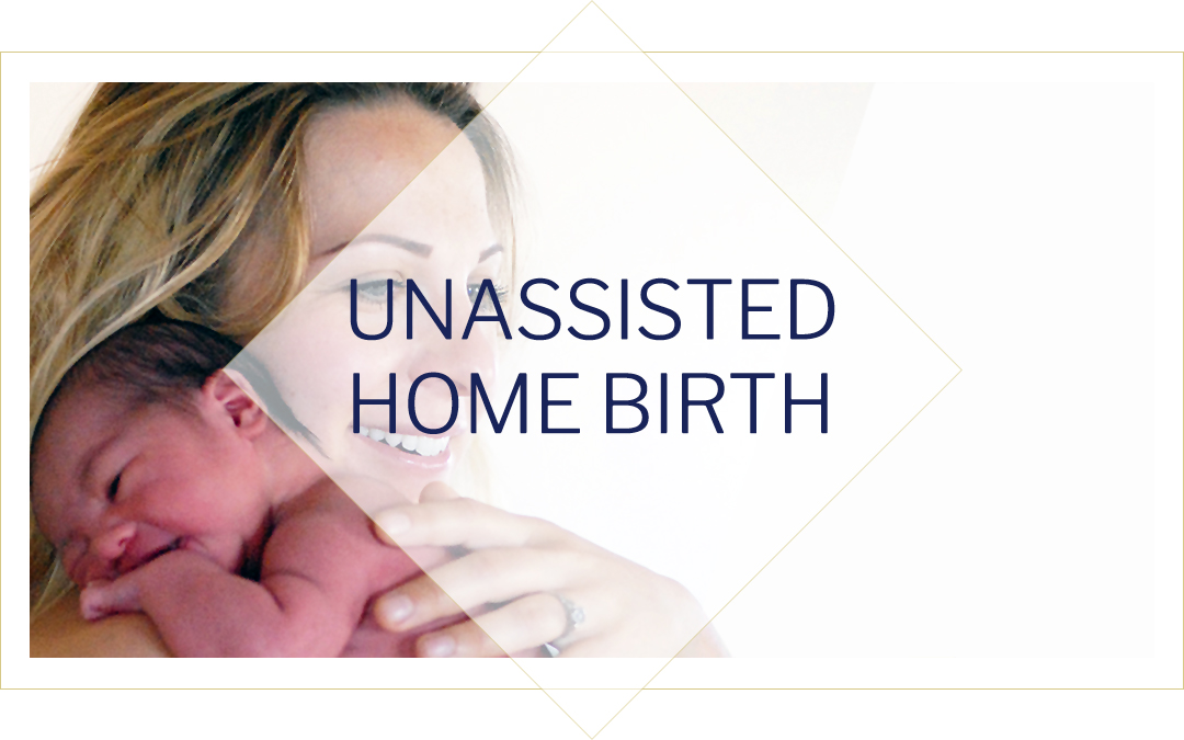unassited home birth