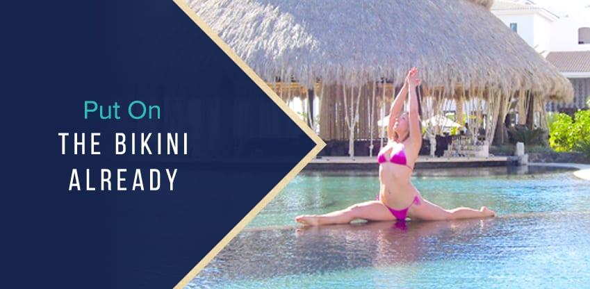 Put On The Bikini Already – Interview with Dana Lee of RealFit!