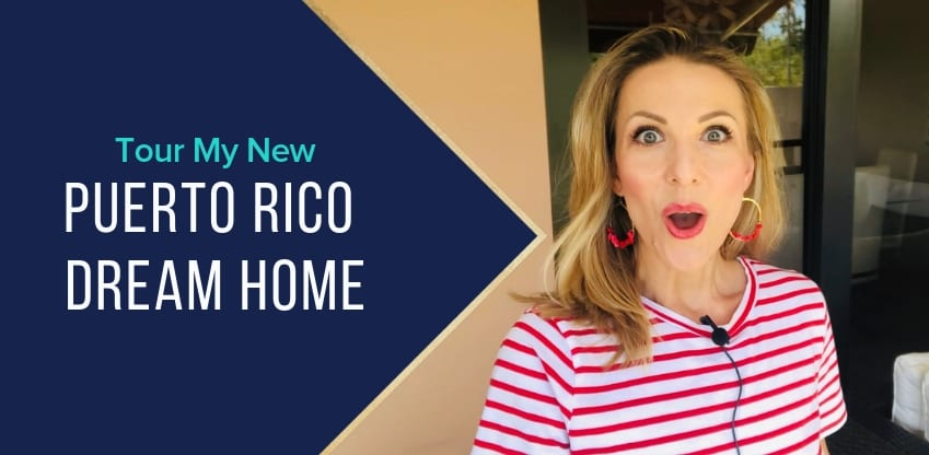 Welcome to my Puerto Rico Dream Home