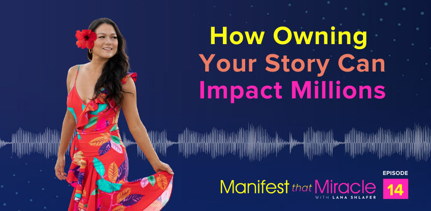 How Owning Your Story Can Impact Millions (Hint: Publicity Helps!)